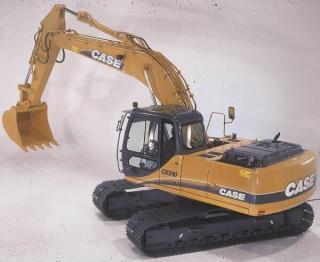 Экскаватор Case CX 210 LC