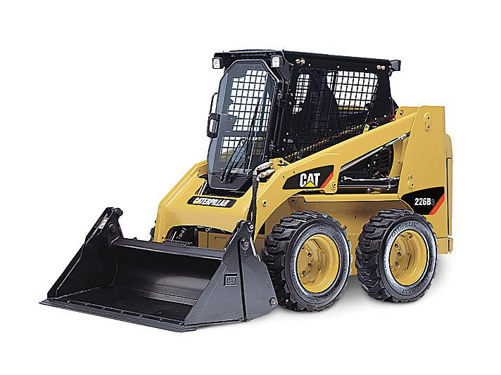 Мини-погрузчик Cat 226B