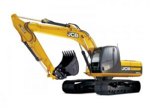 Гусеничный экскаватор JCB JS200 LC