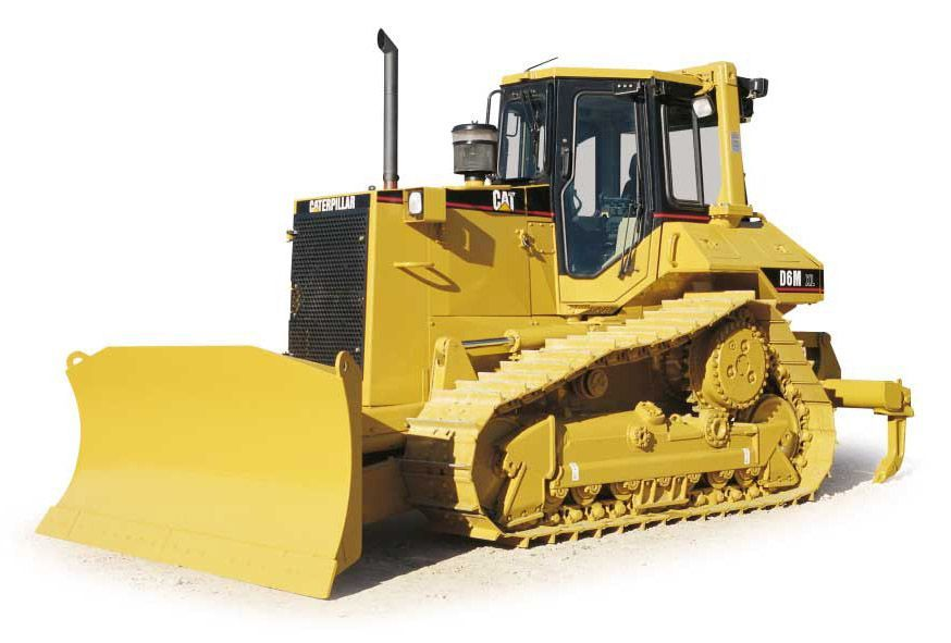 Бульдозер Caterpillar D5M XL