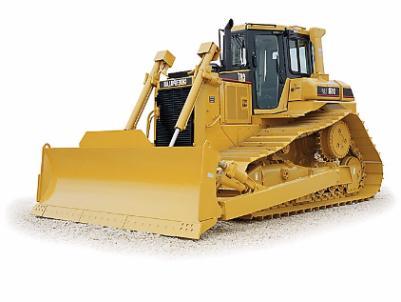 Бульдозер Cat D6R III LGP