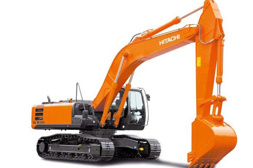 Гусеничный экскаватор Hitachi zx330