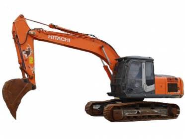 Гусеничный экскаватор Hitachi zx210-3